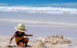 La spiaggia di Torre Pedrera è sicura per le famiglie e i bambini
