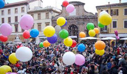 Carnevale di Rimini e Color Coriandolo 2013